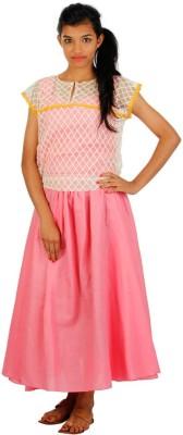HastaVarna Studio Women's Top and Skirt Set