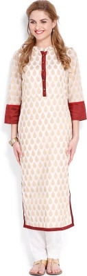 Folklore Women's Kurta and Pyjama Set