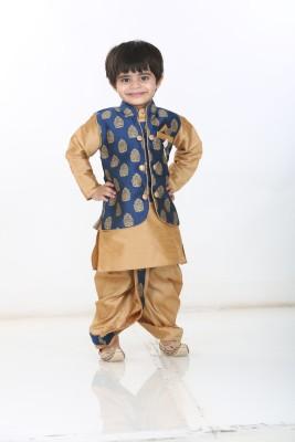 Kishore Dresses Baby Boy,s Kurta and Dhoti Pant Set