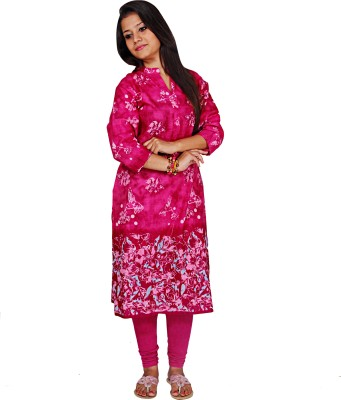 Mrignayaneei Women's Kurti and Legging Set