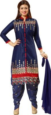 Shreeji Designer Women's Kurti, Patiala and Dupatta Set