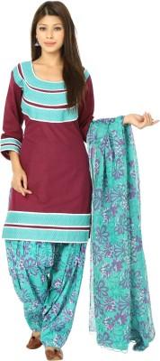 Aavaya Fashion Women's Kurti, Patiala and Dupatta Set