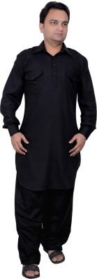 Arzaan Creation,s Men,s Pathani Suit Set