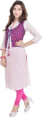 Dori Women's Ethnic Jacket, Kurta and Legging Set