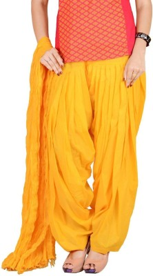 Traditional 2 Trendy Women's Patiala and Dupatta Set
