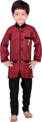 Arshia Fashions Boy's Kurta and Pyjama Set