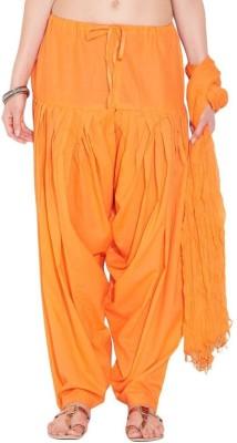 Charu Boutique Women's Patiala and Dupatta Set