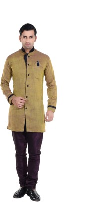 New Looks Men's Kurta and Churidar Set