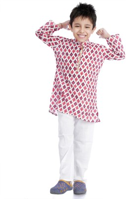 Little Pocket Store Boy,s Kurta and Pyjama Set