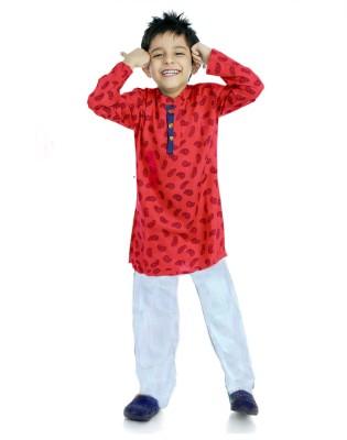 Little Pocket Store Baby Boy,s Kurta and Pyjama Set