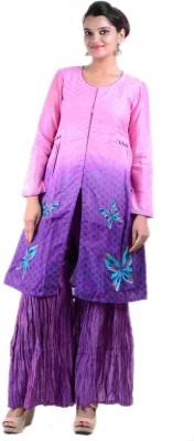 Aashma Fashion LLP Women's Kurta and Pyjama Set