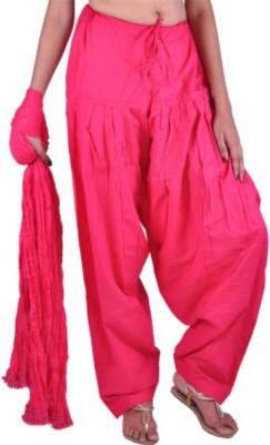Trendline Women's Patiala and Dupatta Set