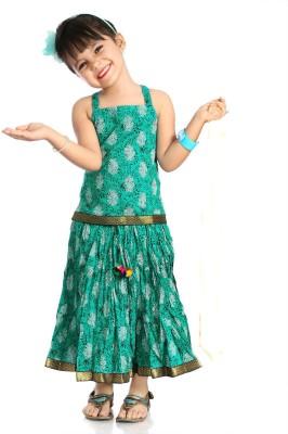 Little pocket store Girl,s Top and Skirt Set