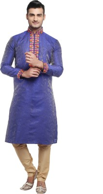 Fuzion Couture Men's Kurta and Churidar Set