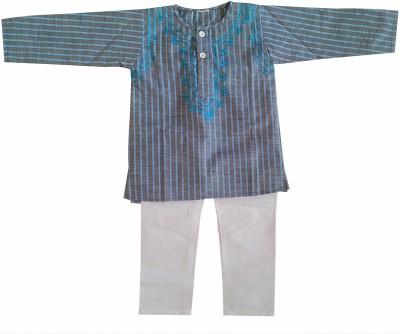 Carresa Baby Boy's Kurta and Pyjama Set