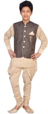 Kabeer Boy,s Kurta and Churidar Set
