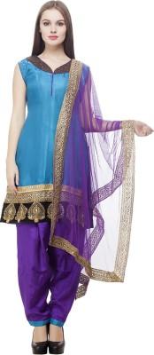 Ziesha Women's Salwar and Dupatta Set