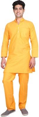 Focil Men's Kurta and Pyjama Set