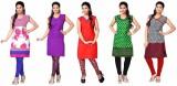 Shubhleen Women's Kurti and Legging Set