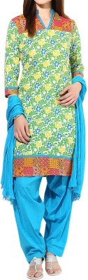 Panash Women's Patiala and Dupatta Set