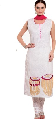 Jaune Women's Kurta and Pyjama Set
