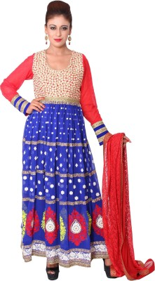 Raagbydeepa Women's Kurta and Churidar Set