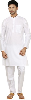 Ethiculture Men's Kurta and Pyjama Set