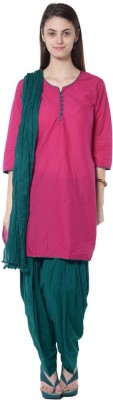 Alay Women's Patiala and Dupatta Set