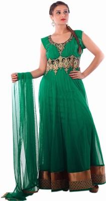 Seema Fashion Women's Salwar and Dupatta Set
