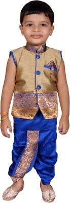 Jee Sab Baby Boy's Kurta and Dhoti Pant Set