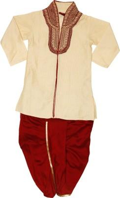 Twisha Baby Boy's Sherwani and Churidar Set