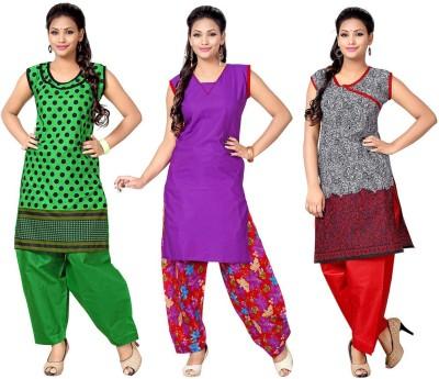 Shubhleen Women,s Kurta and Pyjama Set