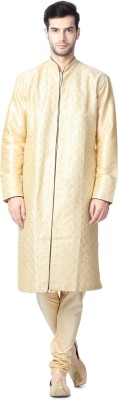 Peter England Men's Kurta and Pyjama Set