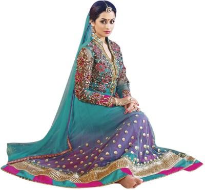 SkyBlue Fashion Women's Salwar and Dupatta Set