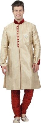 Mascot Men's Kurta and Churidar Set