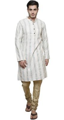 Dhrohar Men's Kurta and Pyjama Set