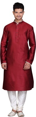 Fuzion Couture Men's Kurta and Pyjama Set