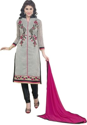 SRS Fashions Women,s Churidar and Dupatta Set