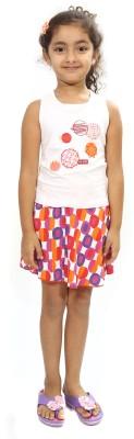 Bio Kid Girl,s Top and Skirt Set