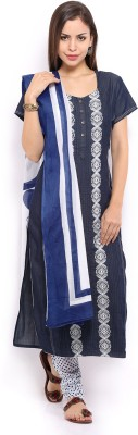 Anouk Women's Kurta and Churidar Set at flipkart