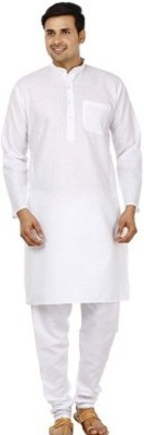 kem Flow Gold Men's Kurta and Pyjama Set