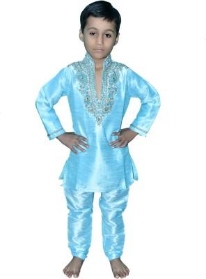 Khoshbu Garment Baby Boy's Kurta and Pyjama Set