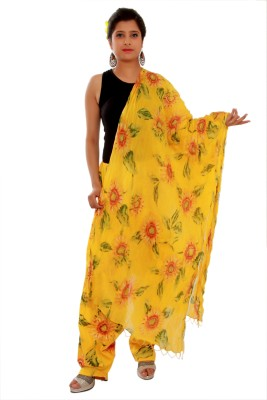Krishnam Women's Patiala and Dupatta Set