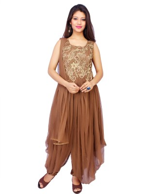 Adc-Amd Women's Kurti, Patiala and Dupatta Set
