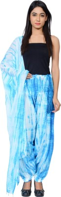 Juniper Women's Patiala and Dupatta Set