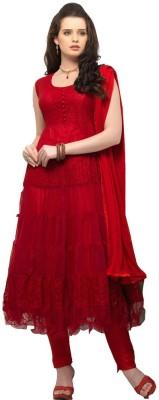 bhavya Enterprise Women's Kurta, Pyjama & Dupatta Set