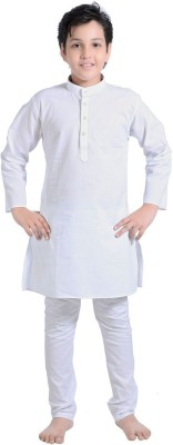 Bhartiya Paridhan Boy's Kurta and Pyjama Set
