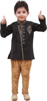 Nippy Boy's Sherwani and Churidar Set