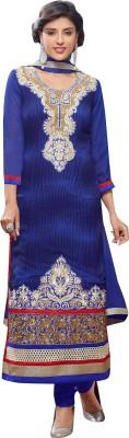 ethniccrush Women's Salwar and Dupatta Set