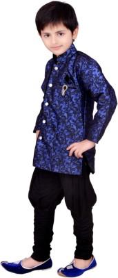 Kabeer Boy,s Sherwani and Churidar Set